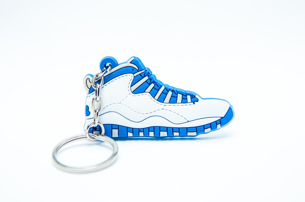 Nike Air Jordan 10 Retro White Blue