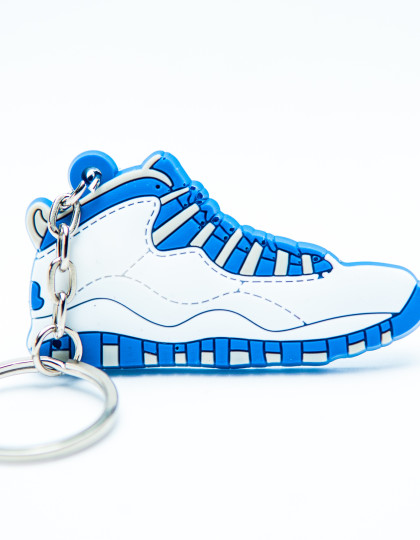 Nike Air Jordan 10 Retro White Blue