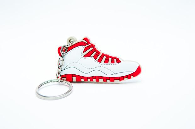 Nike Air Jordan 10 Retro White Red