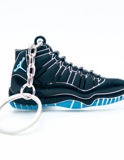 Nike Air Jordan 11 Retro Black Blue