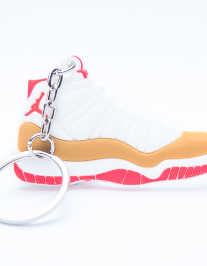 Nike Air Jordan 11 Retro White Red