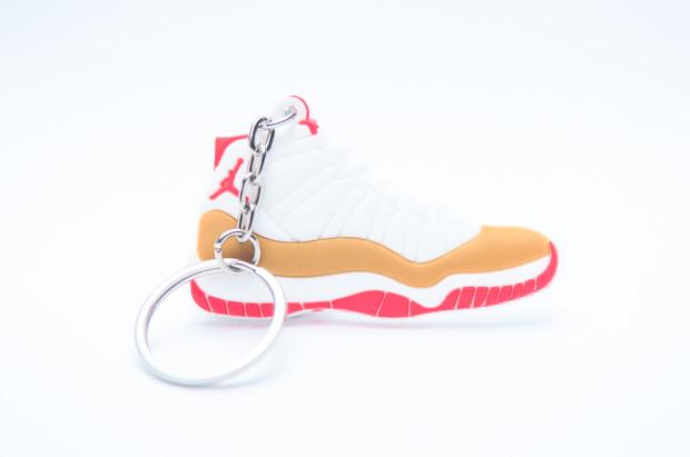 Nike Air Jordan 11 Retro White Red
