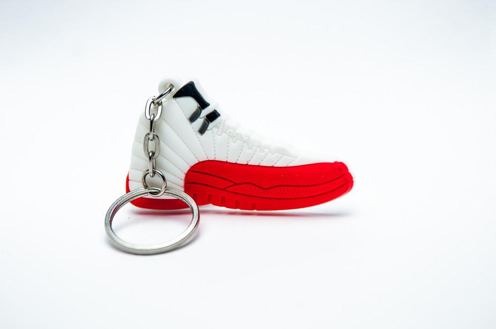 Nike Air Jordan 12 Retro White Red