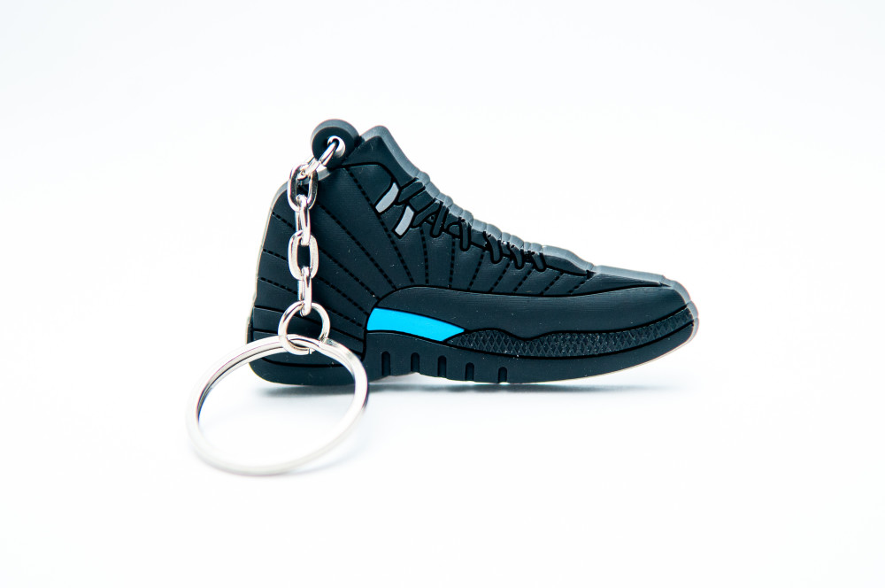 Nike Air Jordan 12 Retro black blue