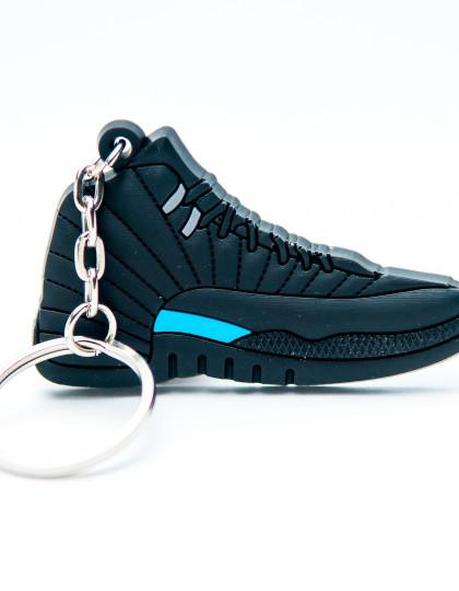 Nike Air Jordan 12 Retro black blue