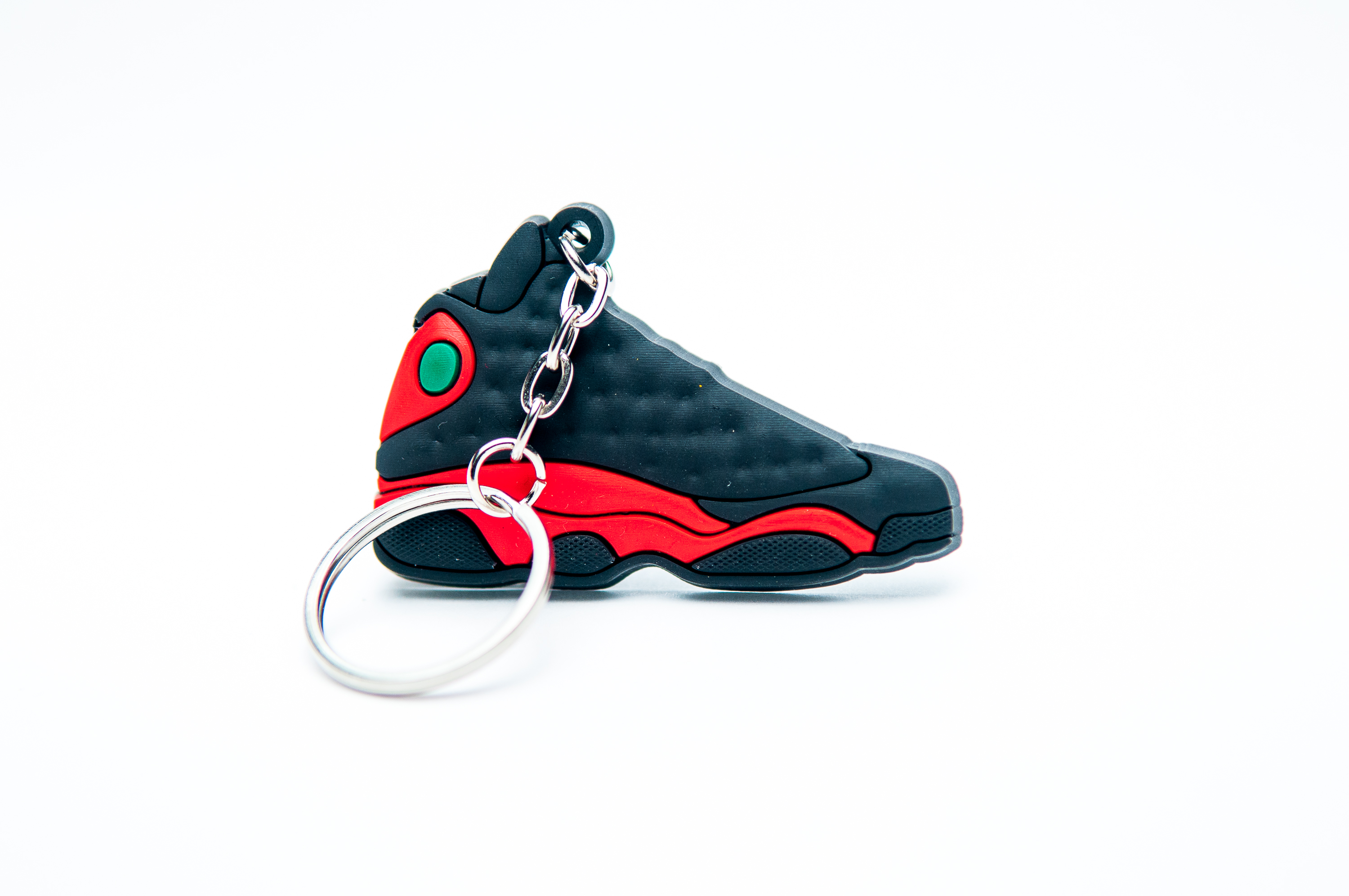 half off 79291 1e32c Nike Air Jordan 13 Retro Black Red - Kool keyringsKool keyrings
