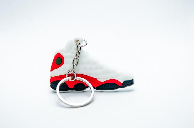 Nike Air Jordan 13 Retro White Red