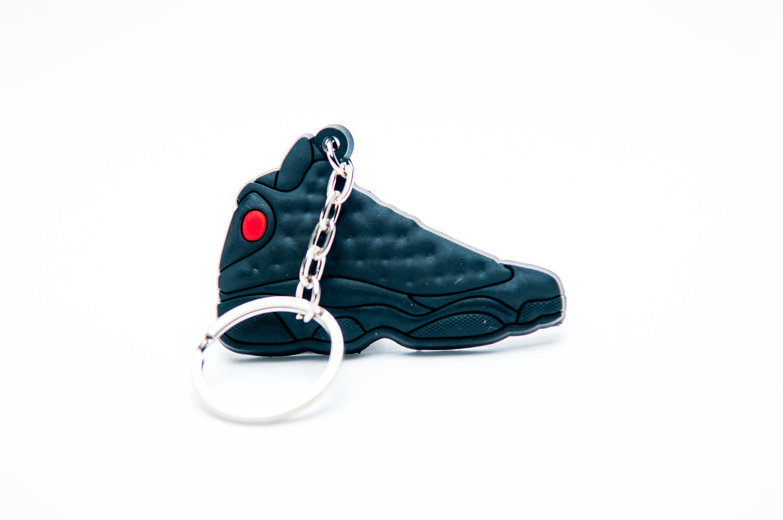 a108473ac44 Nike Air Jordan 13 Retro Black - Kool keyringsKool keyrings