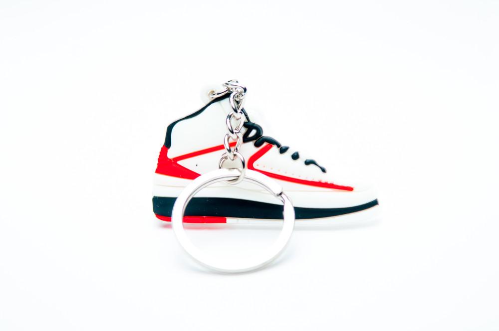 Nike Air Jordan 2 Retro White Red
