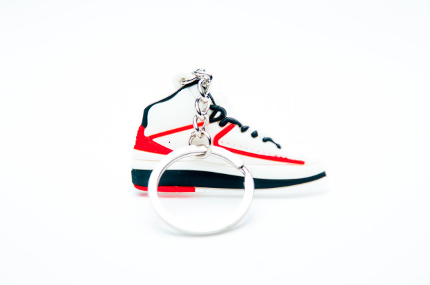Nike Air Jordan 2 Retro White Red