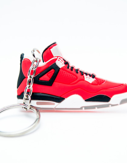 Nike Air Jordan 4 Retro 23 Red Black