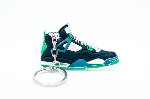 Nike Air Jordan 4 Retro Black Green