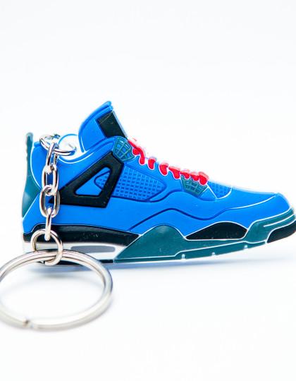 Nike Air Jordan 4 Retro Blue Black
