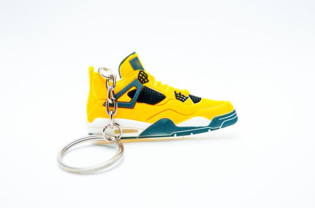 Nike Air Jordan 4 Retro Yellow