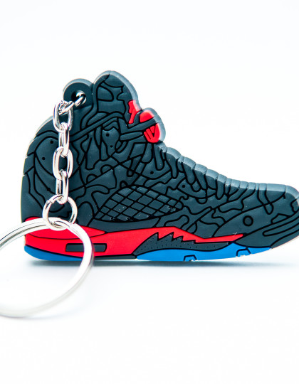 Nike Air Jordan 5 Retro 23 3Lab5 Black Infrared