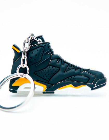 Nike Air Jordan 6 Retro Black Gold