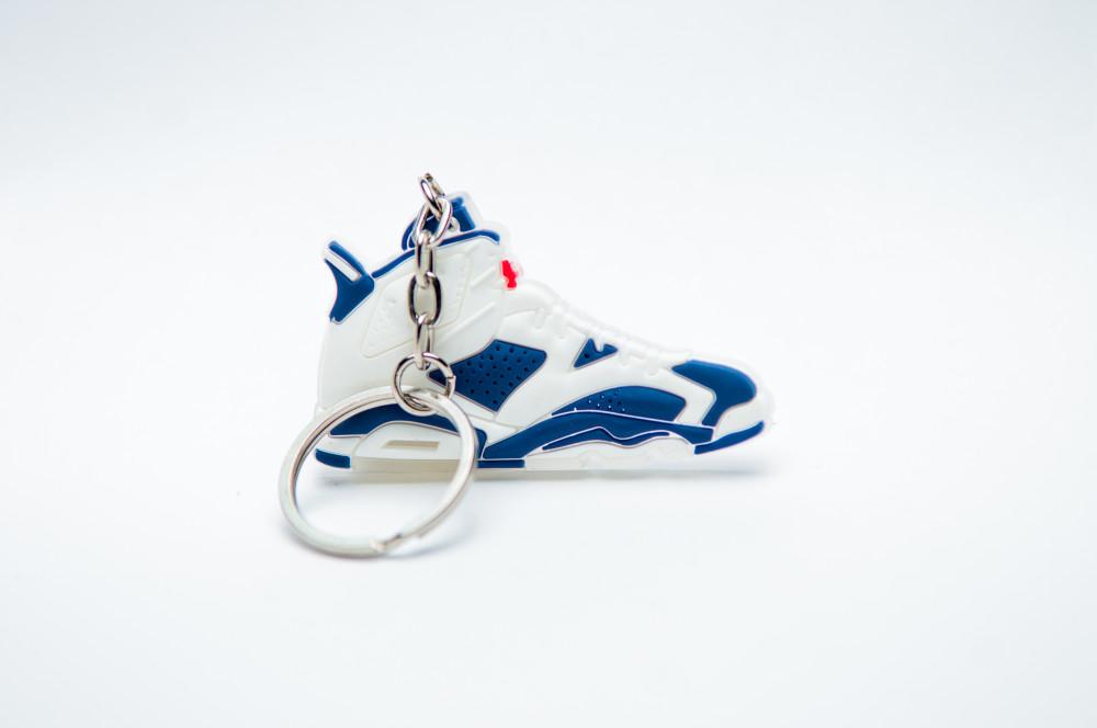 Nike Air Jordan 6 Retro Olympic 2012 Blue White