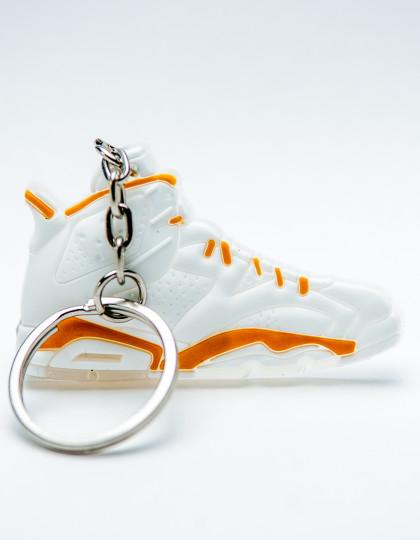 Nike Air Jordan 6 olympic Retro 6 Shoes WhiteGold