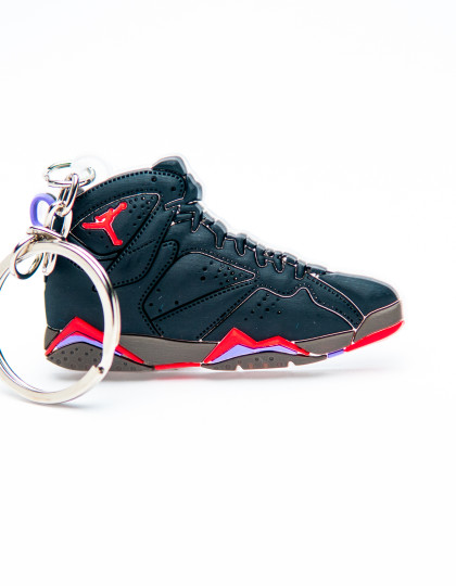 Nike Air Jordan 7 Retro Black Blue Red