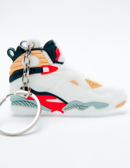Nike Air Jordan 8 Red White