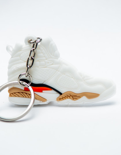 Nike Air Jordan 8 Retro White