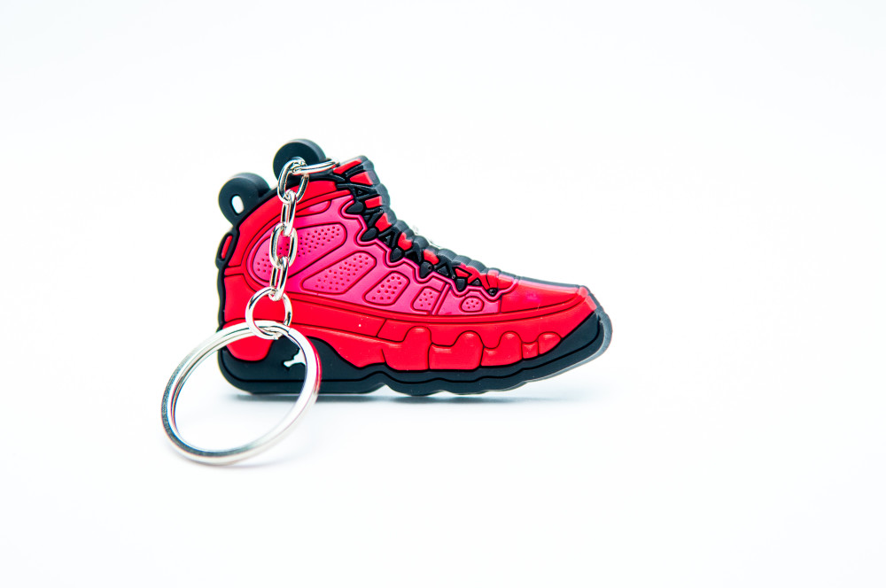 Nike Air Jordan 9 Retro Red