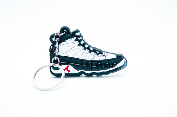 Nike Air Jordan 9 Retro white black