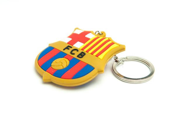 Barcelona Football Club Keyring