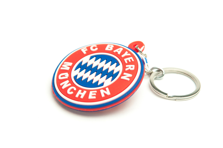 Bayern Munich Football Club Keyring Kool Keyringskool