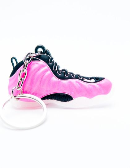 Nike Air Foamposite pink black