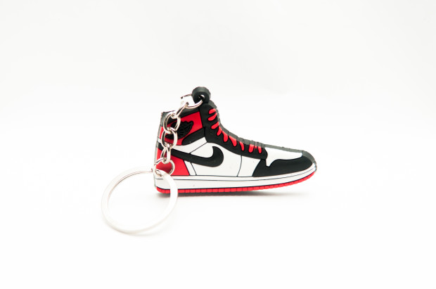 Nike Air Jordan 1 Retro Red Black