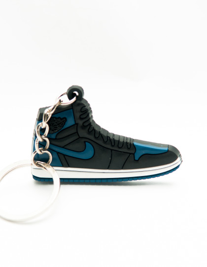 Nike Air Jordan 1 Retro black blue