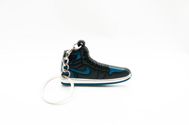 Nike Air Jordan 1 Retro black blue