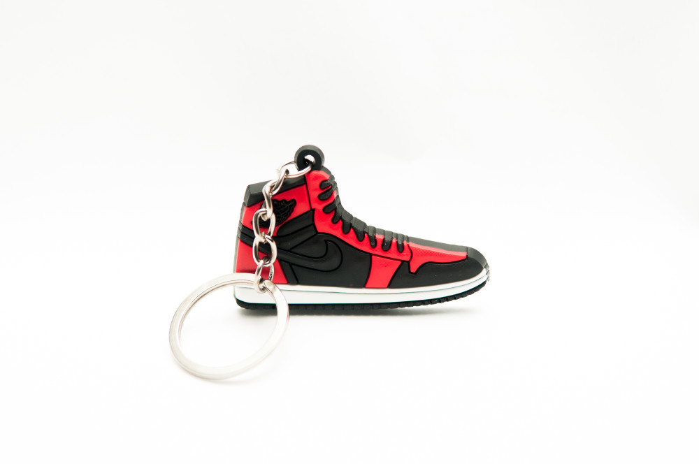 Nike Air Jordan 1 Retro black red