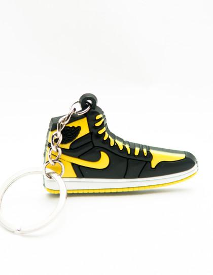 Nike Air Jordan 1 Retro yellow black