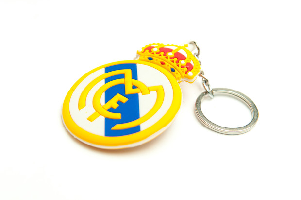 Real Madrid Football Club Keyring