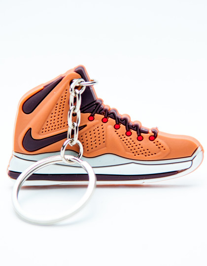 nike lebron 10 orange