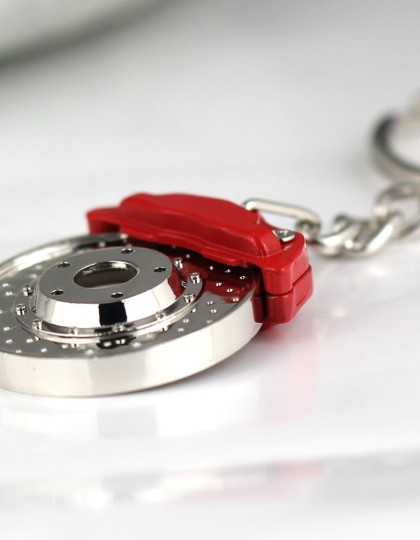 10pcs-Lot-Disc-Brake-Keychain-Creative-Hot-Sale-Auto-Parts-Model-Key-Chain-Ring-Keyfob-Keyring