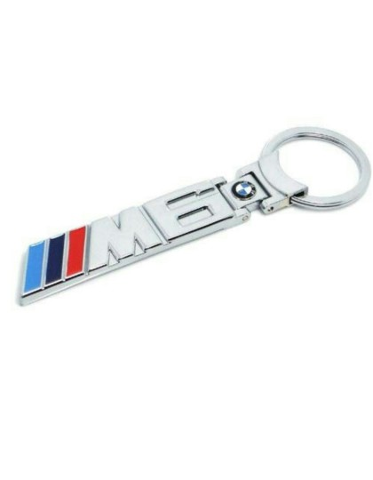 Bmw M6 keychain_