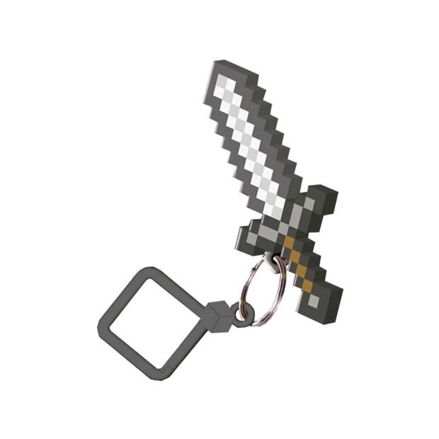 Minecraft Sword Keyring _