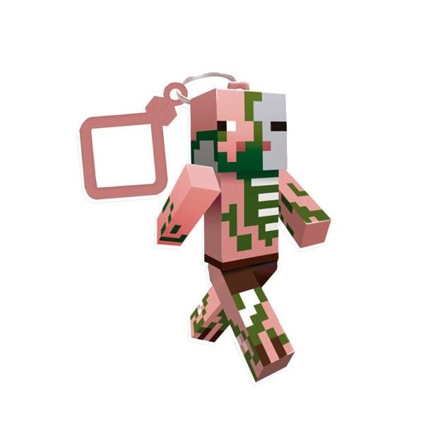 Minecraft Zombie Keyring _