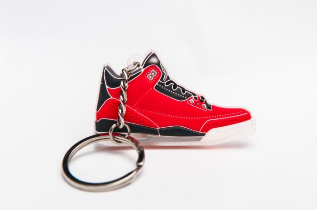 Nike Air Jordan 3 Retro Red Black