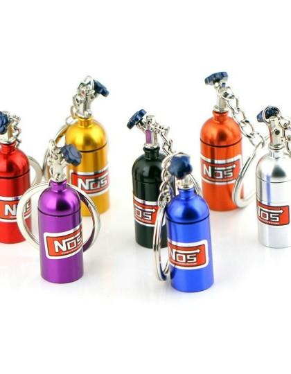NOS bottle stash box keyrings