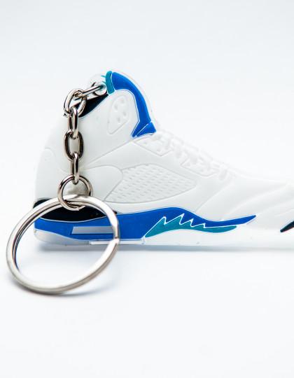nike air jordan 5 retro Nike Air Jordan 5 Retro White Blue Black