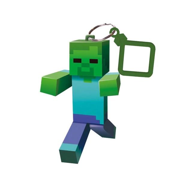 Minecraft Steve Keyring _