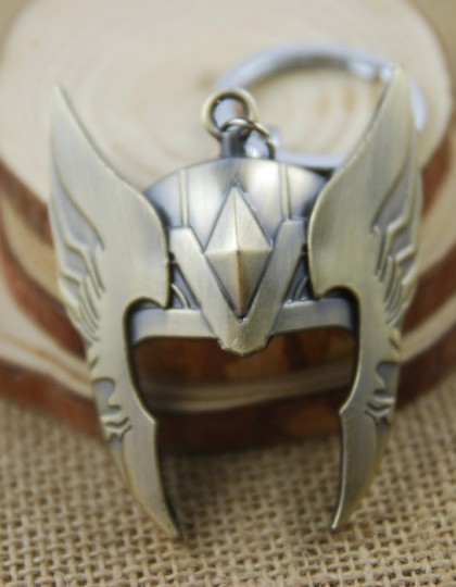 The-Avengers-Thor-s-helmet-Keyrings-Thor-Metal-Keychain-Key-Ring-chaveiro
