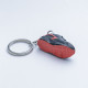 3D Exclusive Black Red Retro Nike Air Huarache keyring trainers