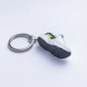 3D Exclusive Green Yellow Retro Nike Air Huarache keyring trainers