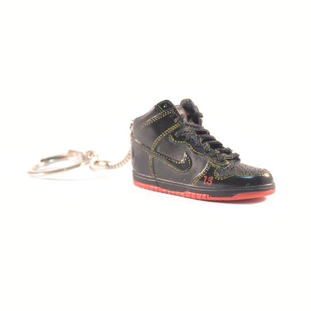 3D Nike Air Jordan 1 Black