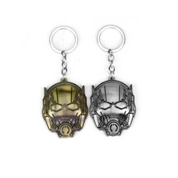 Ant man mask keyrings